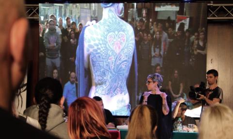 agenzia ufficio stampa tattoo venezia