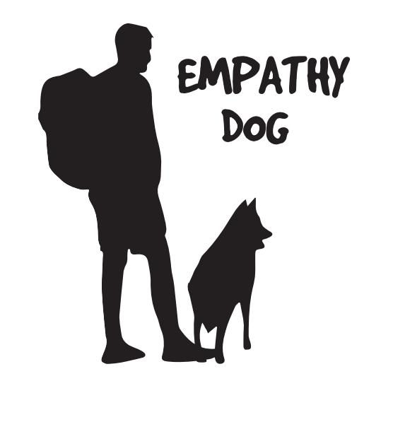 Emphaty dog