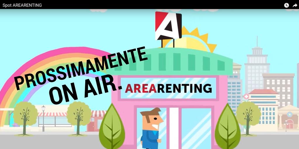 web marketing per arearenting