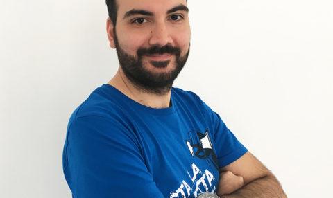 Giuseppe Dell'Acqua Brunone - ufficio stampa revoluce