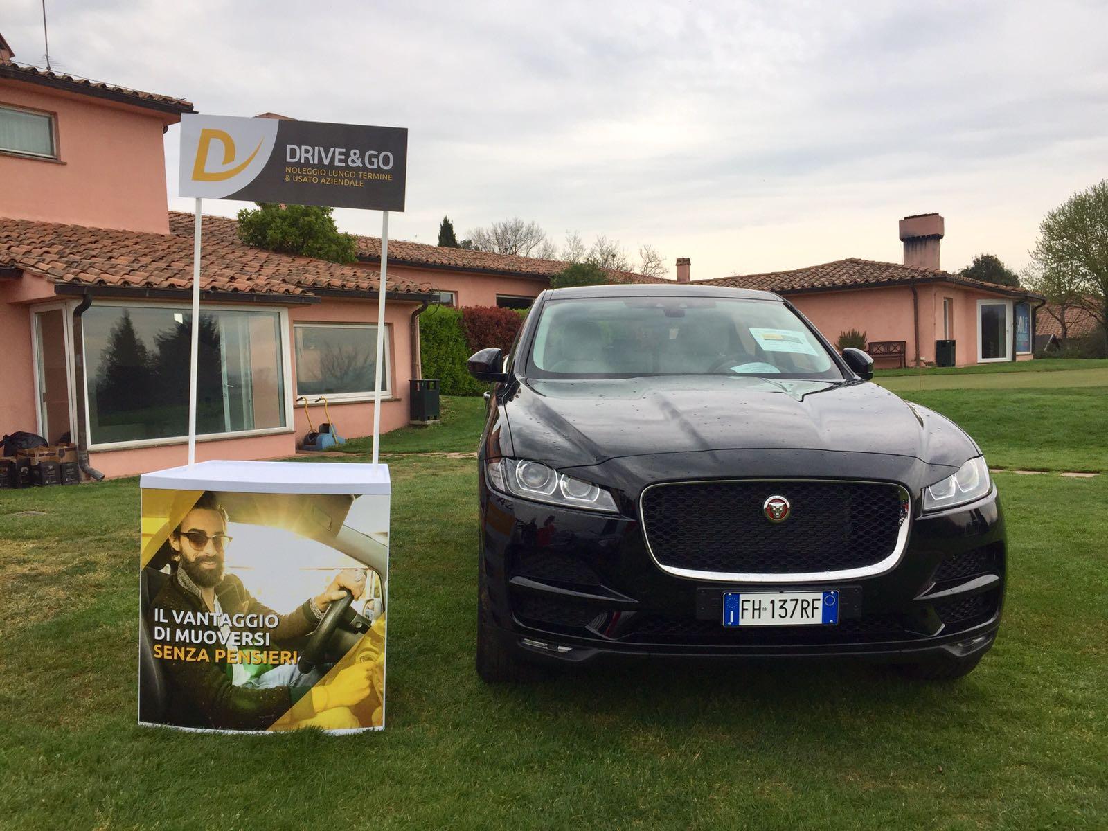 Drive&Go, il nuovo brand di Arearenting: design e rebranding strategy di Alessandro Maola Comunicazione.