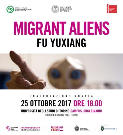 ufficio stampa migrant aliens