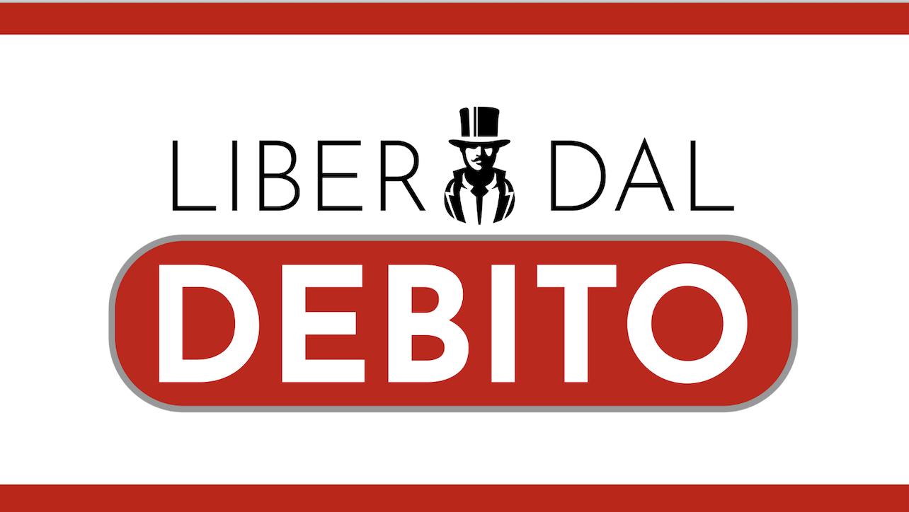 ufficio stampa libero dal debito