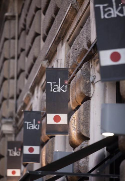 ufficio stampa taki ristorante giapponese roma