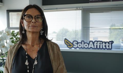 Silvia Spronelli - Ufficio stampa SoloAffitti