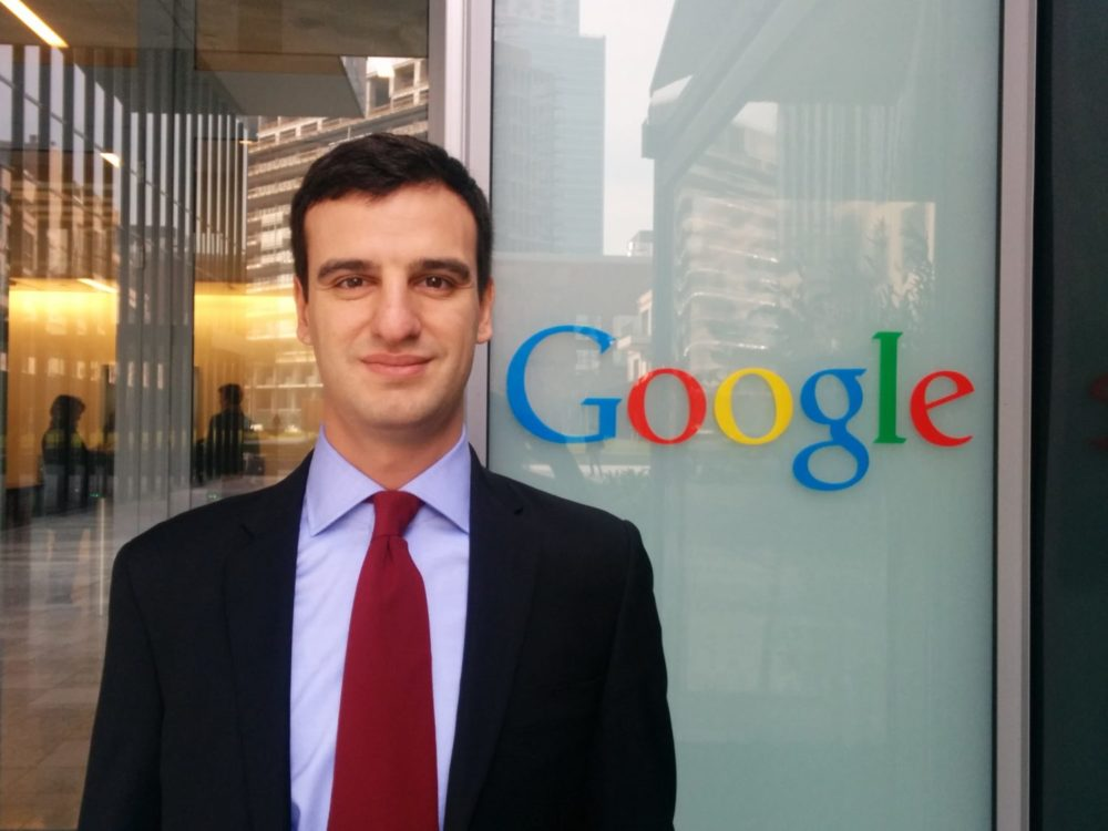Tomaso Uliana web marketing google