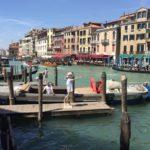 Alieni migranti a Venezia