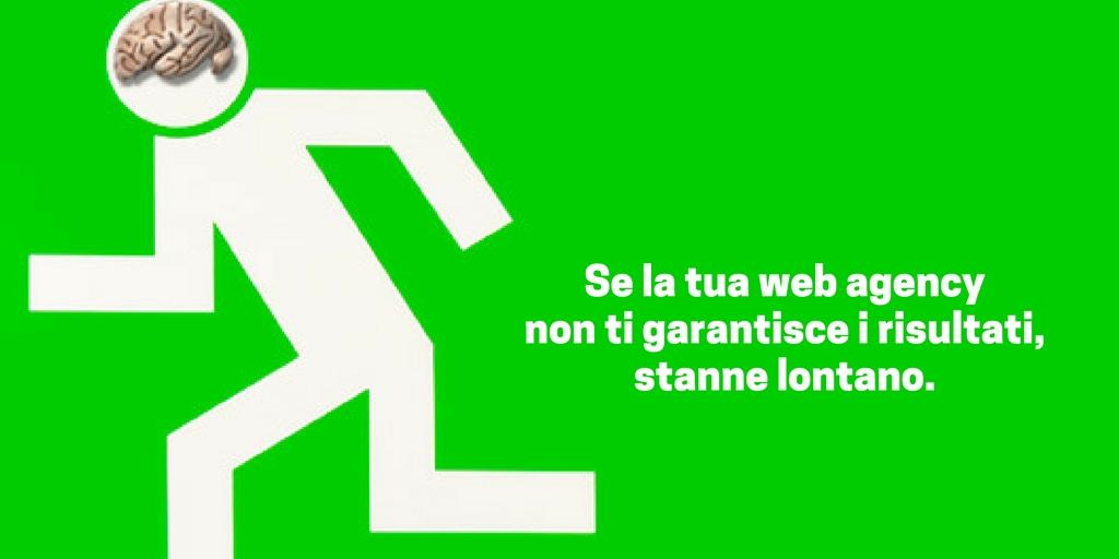 una buona web agency garantisce i risultati